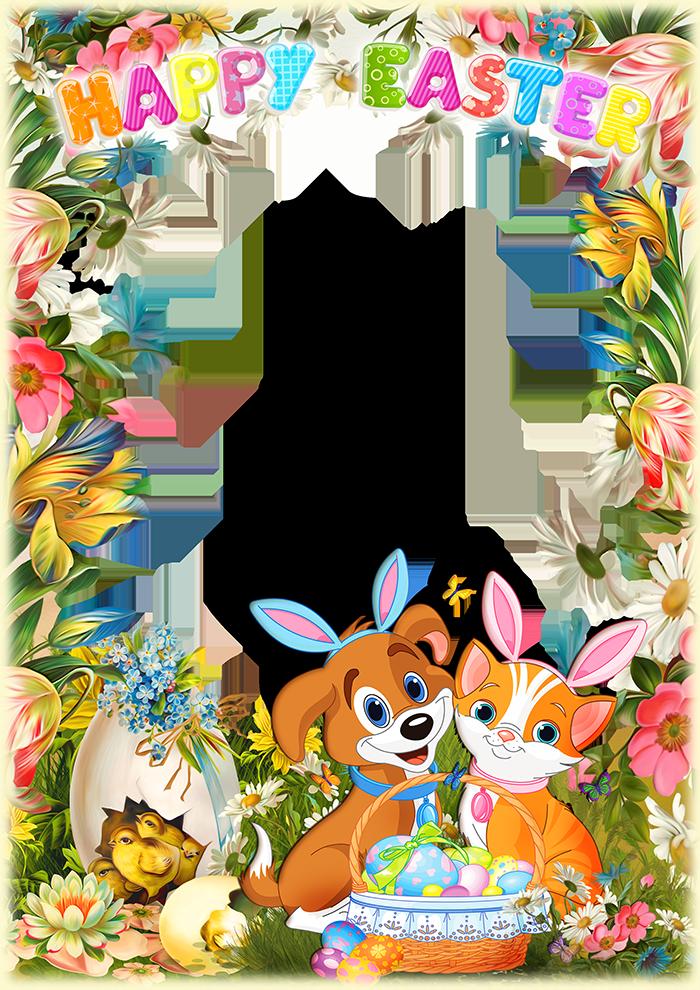 Imikimi Easter Frames
