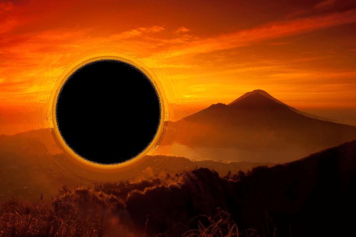 Imikimi Sunset Frames