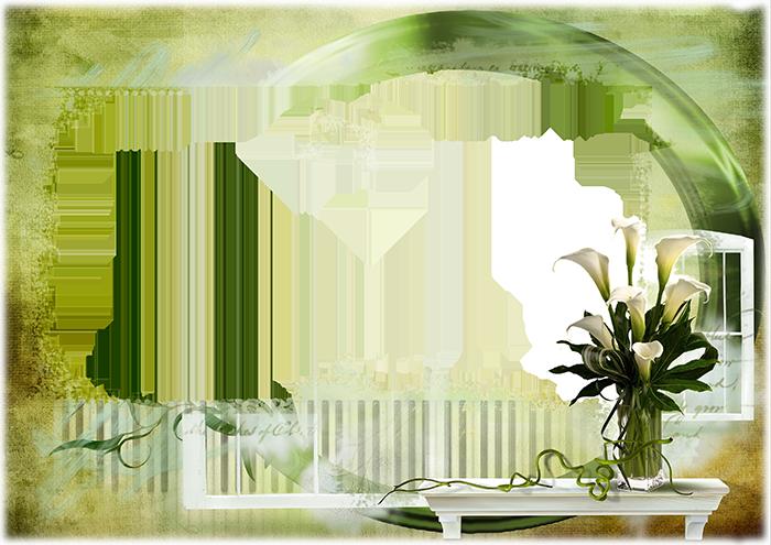 Imikimi Flower Frames