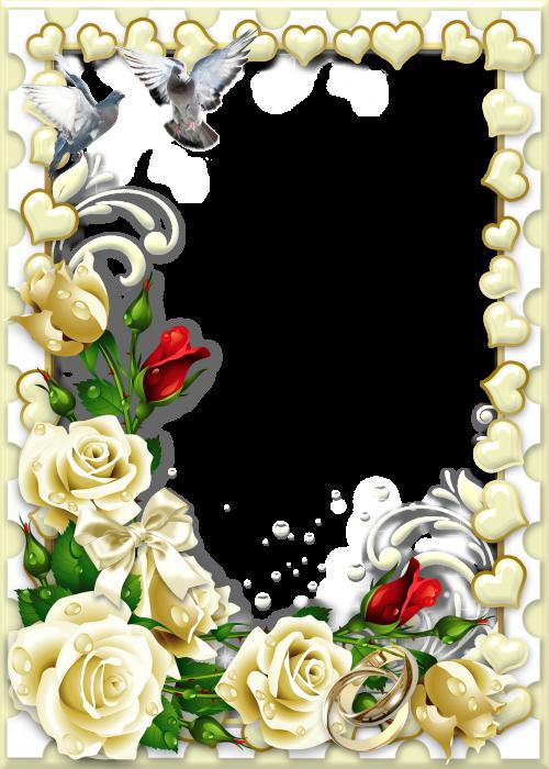 Imikimi Wedding Frame