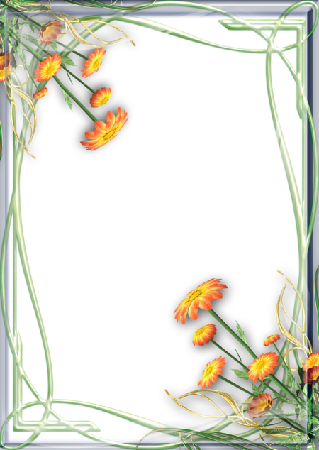 Imikimi Flower Love Frames